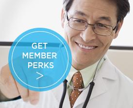 Get Member Perks >