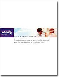 2013 AMA Annual Report