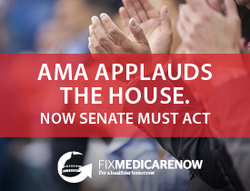 Call on the Senate to vote today
