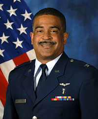 Darryl C. Hunter, MD, Colonel, USAFR