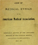 AMA Code of Medical Ethics
