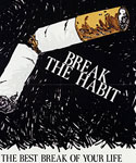 Break the Habit poster
