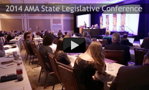 A video snapshot of the 2014 State Legislative Strategy Conference