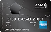 AMA PenFed Premium Travel Rewards American Express Card
