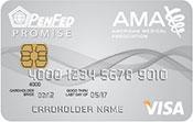 AMA PenFed Promise Card
