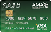 AMA PenFed Platinum Cash Rewards Card