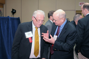 Stephen Imbeau, MD, and Gary Woods, MD