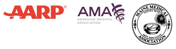 Maine Medical Association, American Medical Association and AARP