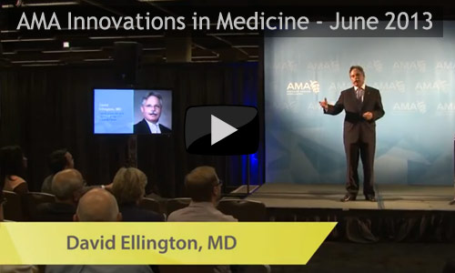 David Ellington, MD