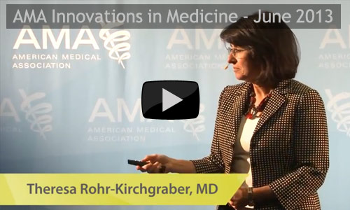 Theresa Rohr-Kirchgraber, MD
