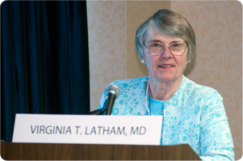 Virginia Latham