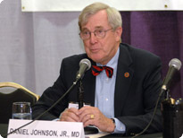 Daniel H. Johnson, Jr., MD, AMA President 1996-97