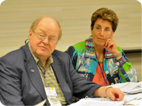 Joseph Murphy, MD and Claire Wolfe, MD