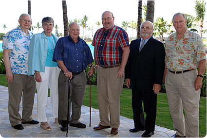 The Senior Physician Governing Council in Honolulu, Hawaii