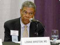 Lonnie R. Bristow, MD, AMA President 1995-96