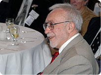 Howard D. Harrison,  MD, Chair, Host of the AMA SPG Group's 50-year Recognition Luncheon