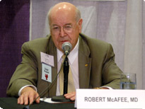 Robert E. McAfee, MD, AMA President 1994-95
