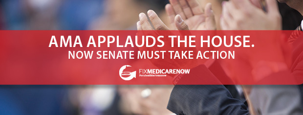 Call on Senate to vote today