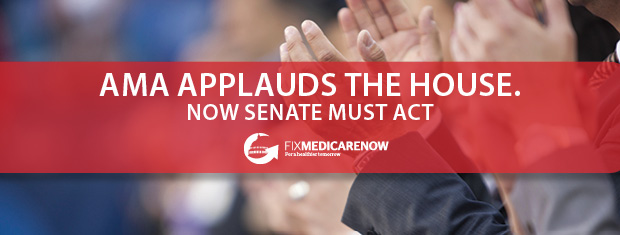 Call on Senate to take action