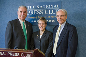 National Press Club Press Conference