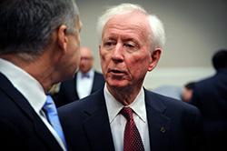 Dr. Wilson Testifies Before Congress